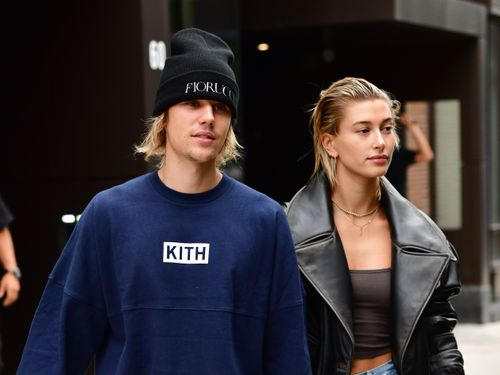Not Even A Wedding Will Stop Justin And Hailey Bieber's Social Media PDA