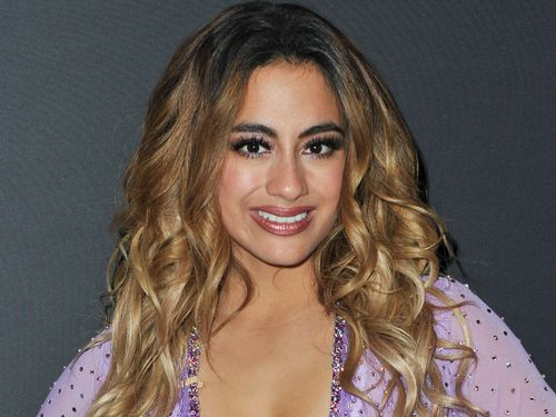 Ally Brooke's Hips Didn't Lie When She Danced The Jive On DWTS