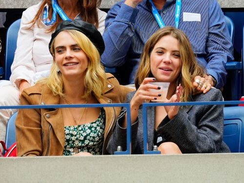 Cara Delevingne Raves About Girlfriend Ashley Benson: 'I'm The Luckiest Girl In The World'