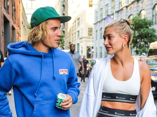 Justin Bieber Is Really Proud Of This Beaded Necklace He Made Hailey