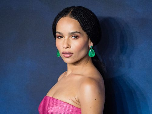Zoë Kravitz Is Playing Catwoman Opposite Robert Pattinson In The Batman