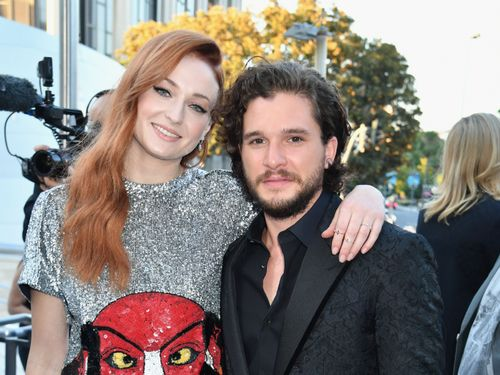 For Kit Harington, His Game Of Thrones Co-Stars Were Like Real Siblings