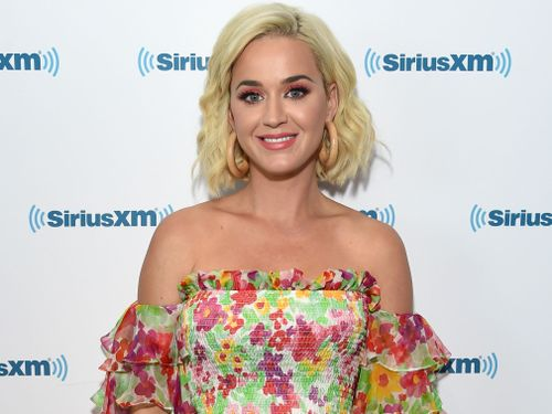 Katy Perry Rips The Road On A Chopper In 'Harleys In Hawaii'