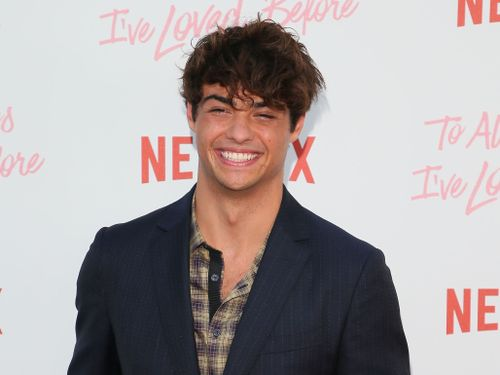 People Think Noah Centineo With A Shaved Head Looks Like Toy Story's Sid