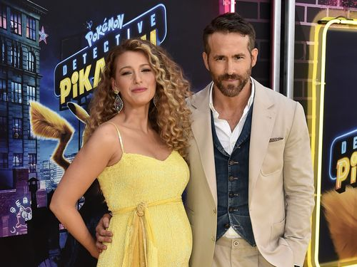 Blake Lively And Ryan Reynolds Just Gave Us Our First Glimpse At Their Third Child