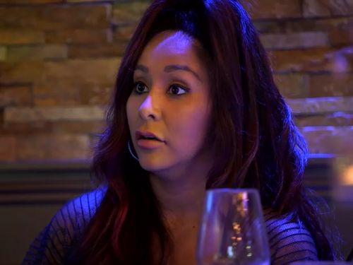 Meatball In The Middle: Should Snooki Have Kept Her Mouth Shut On Family Vacation?