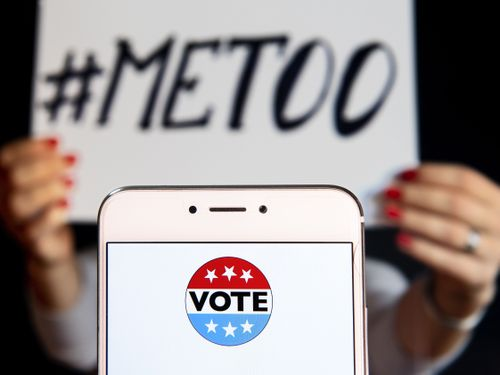 Tarana Burke Created #MeToo. She's Taking That Momentum To #MeTooVoter