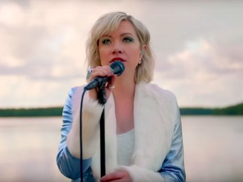 Carly Rae Jepsen Finally Gives Justice To 'The Sound' With A New Performance Video