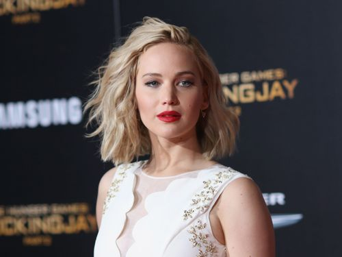 Jennifer Lawrence Had A Luxurious Wedding Inside An American Castle