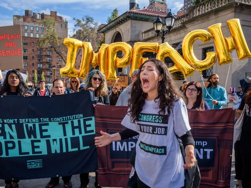 Most Americans Want Trump Impeached — And Young People Are Leading The Charge