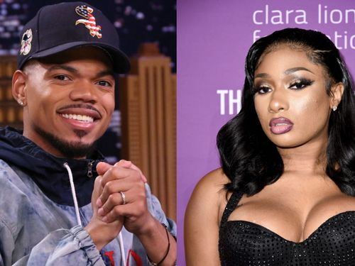Chance The Rapper Brought Out Megan Thee Stallion For A Collar-Popping SNL Performance
