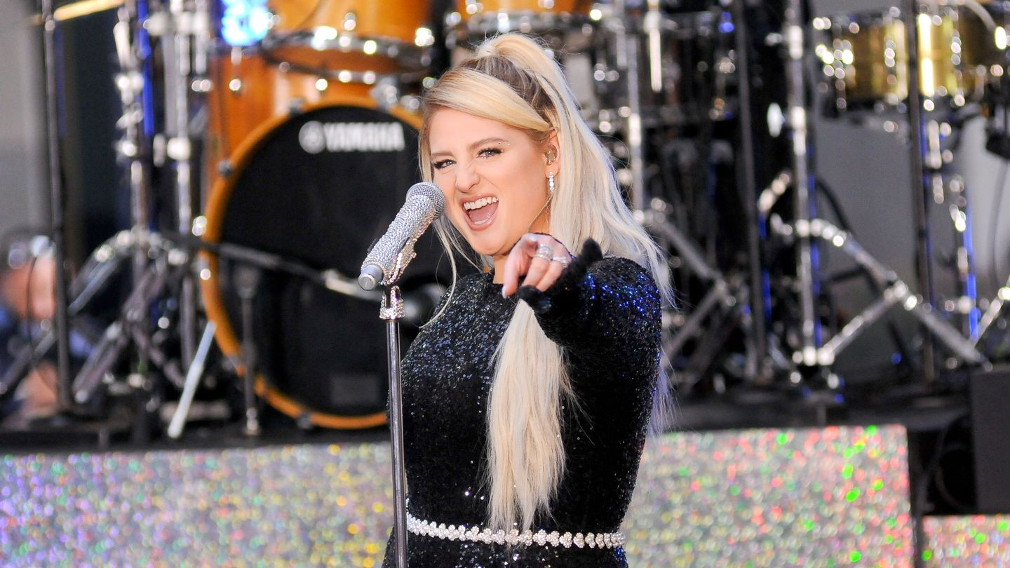 Meghan Trainor Details Her Self-Love Journey On New Song With Sasha Sloan And Lennon Stella
