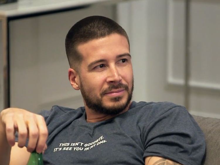 Jersey Shore Bore: Is Vinny A Total Snoozefest (Like Snooki And ...