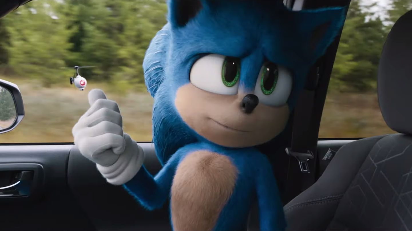 The Newly Redesigned Sonic The Hedgehog Trailer Is Much Closer To The Video Games Mtv
