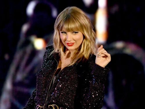 Taylor Swift Drops Her Pitch-Purrfect Cats Ballad 'Beautiful Ghosts'
