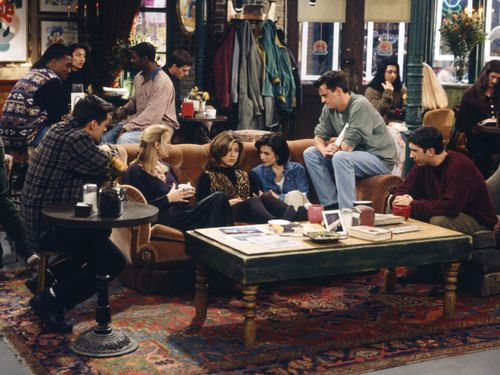 From The Central Perk Couch To Hugsy, Here's Your Chance To Own Authentic Friends Props