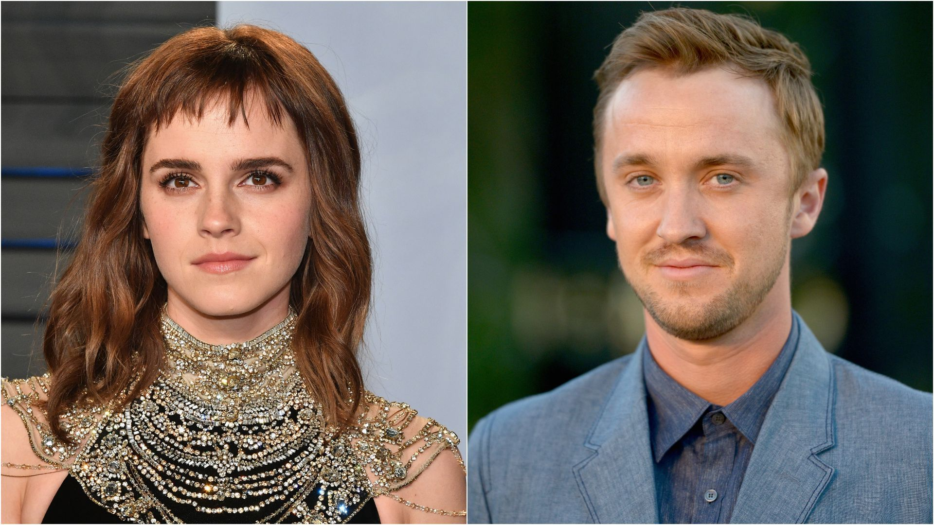 Rupert Grint Recalls The Spark Between Emma Watson And Tom Felton Mtv