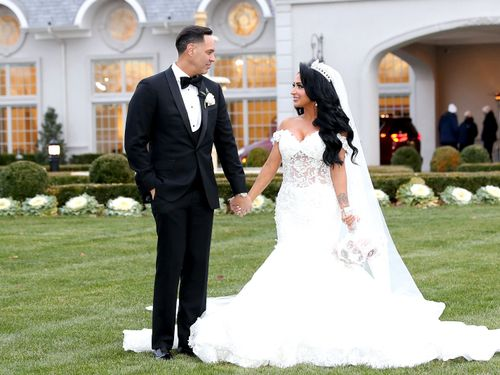 Jersey Shore Star Angelina Pivarnick Is Married