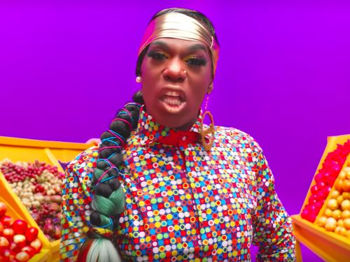 Big Freedia Makes Buns Twerk In Colorful 'Louder' Video