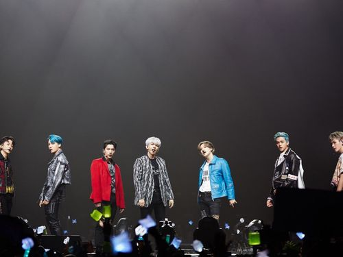 SuperM Brings The Future Of K-pop To Madison Square Garden