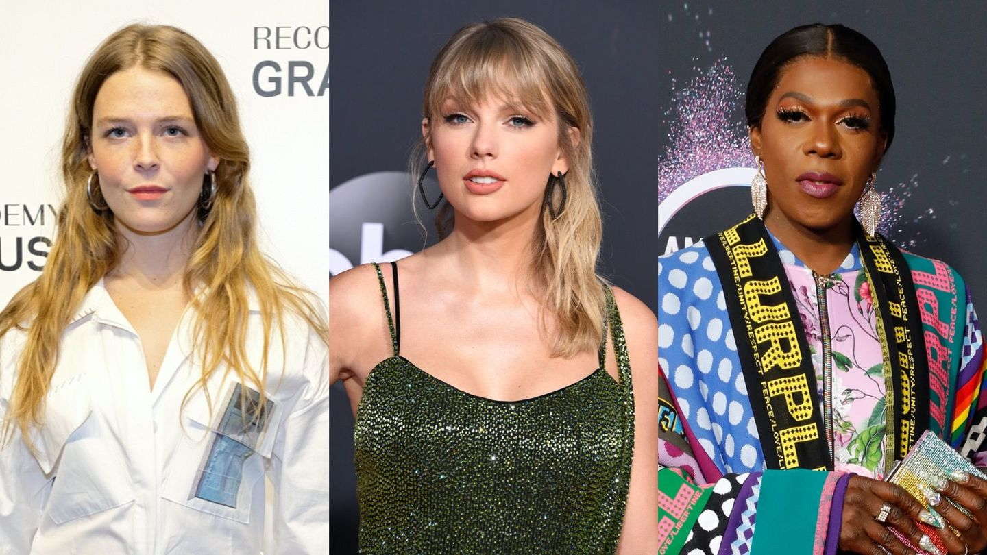 Bop Shop: Songs From Taylor Swift, Mariah Carey, Maggie Rogers, Big Freedia, And More