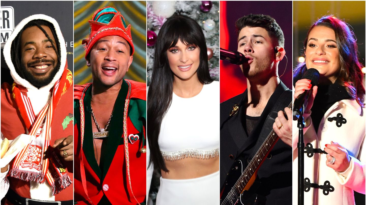 From Jonas Brothers To DRAM, All The Must-Hear Original Holiday Songs Of 2019