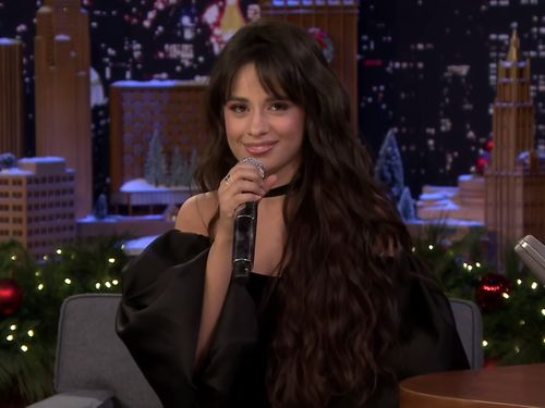 Camila Cabello Belted Out Billie Eilish's 'Evil Young Boy'