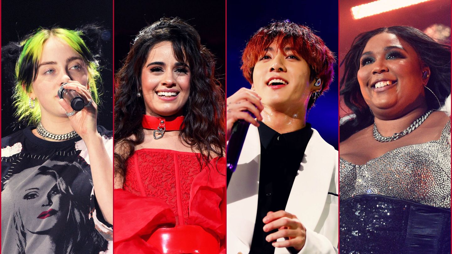 Camila's Red-Hot Romance, BTS's Surprise Guest, And More Jingle Ball L.A. Highlights