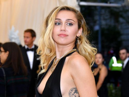Miley Cyrus Added Two New Tattoos To Her Collection
