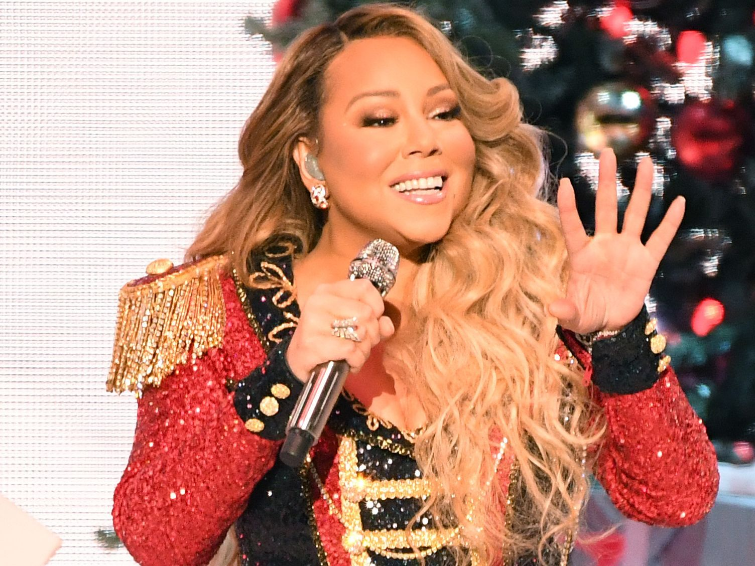 Mariah Got Her Wish: 'All I Want For