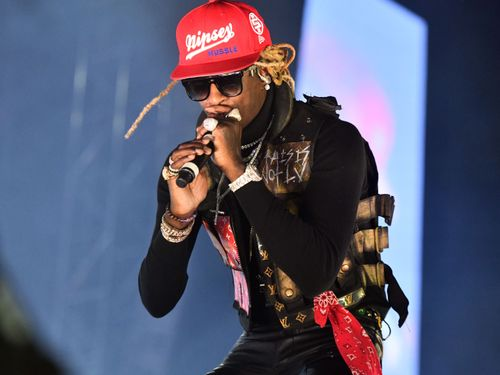 Young Thug Smirks, Cackles, Wags His Tongue, And Moons His Haters In Four New Swaggering Songs