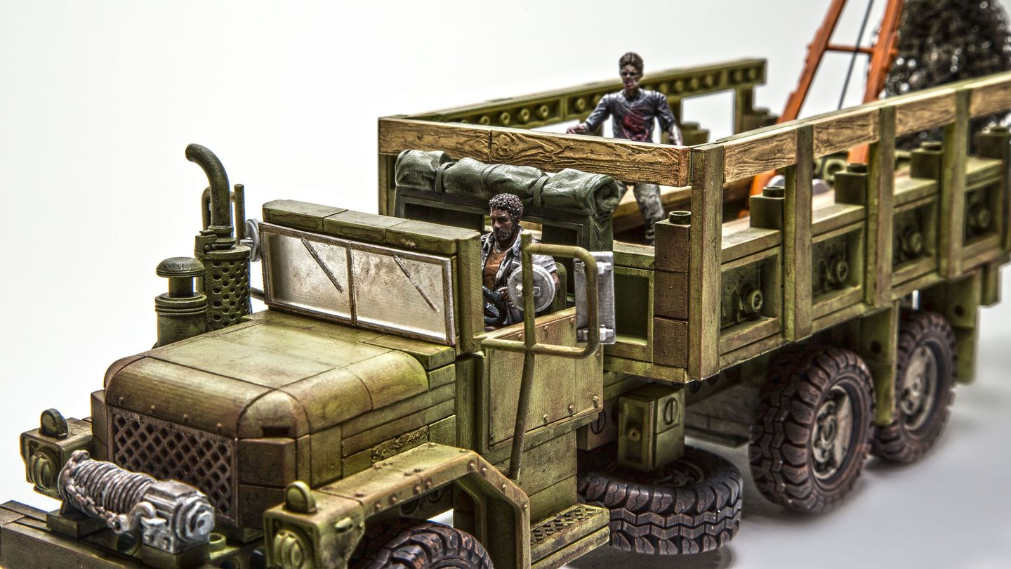 'The Walking Dead' Gets The Awesome Toys It Deserves With These New Sets [Exclusive]