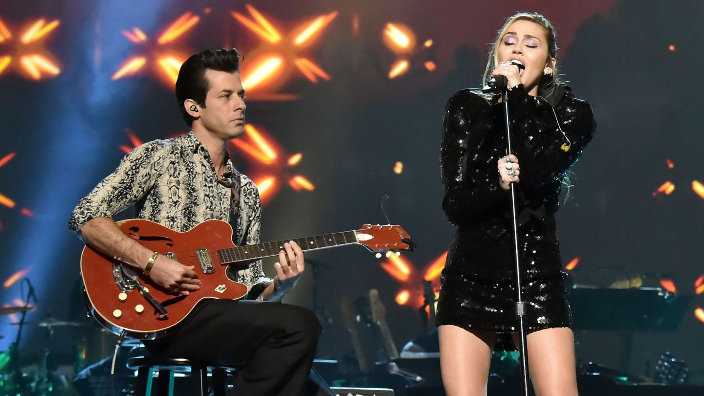 Mark Ronson Wants To Release His New Collaboration With Miley Cyrus Soooooo Bad Mtv