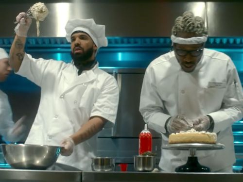 Drake And Future Keep Losing Jobs Because They Can't Stop Dancing In 'Life Is Good'