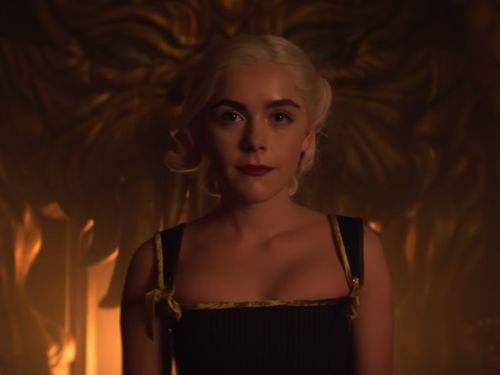 Sabrina Makes One Hell Of A Queen In CAOS Season 3