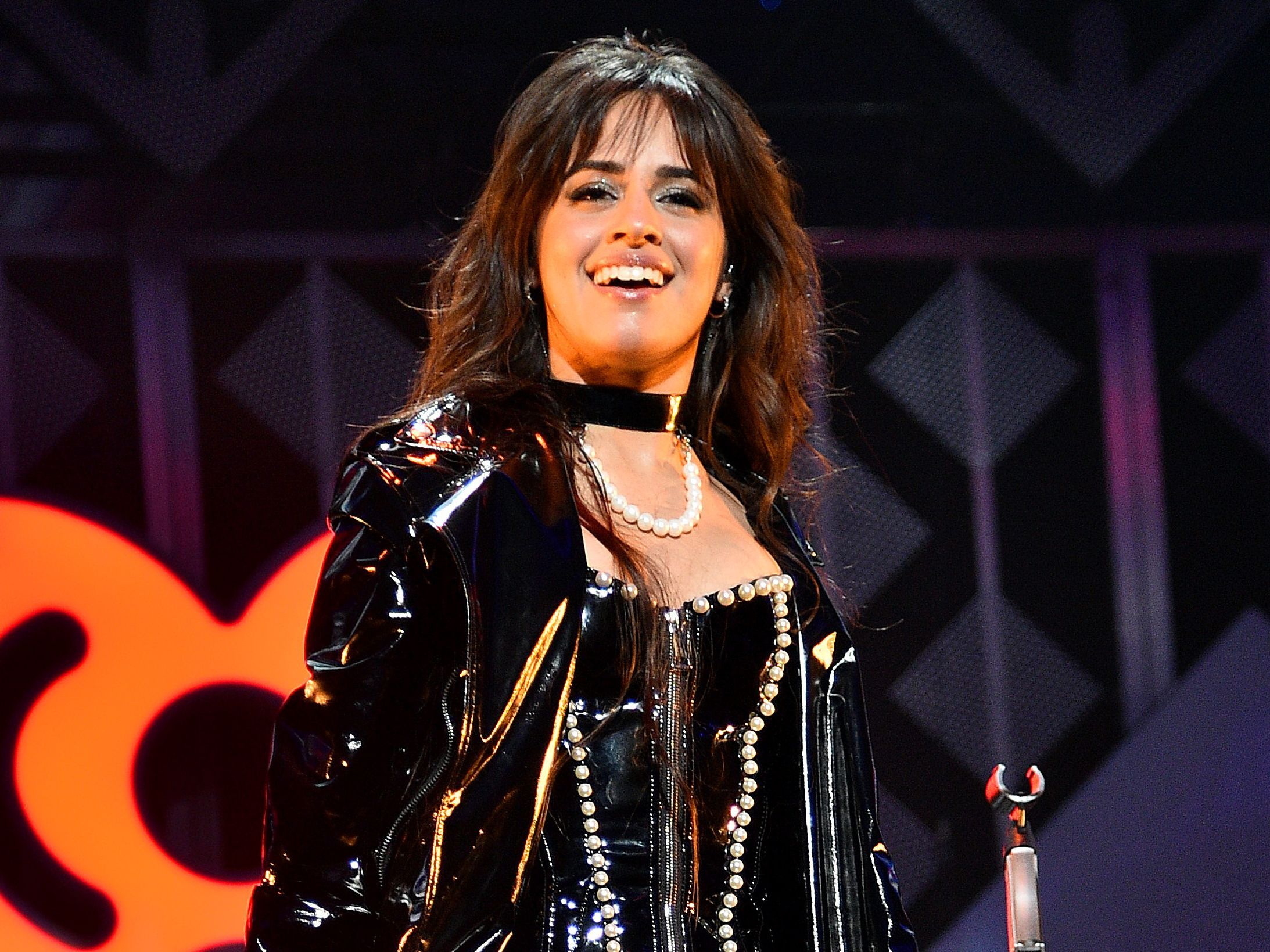Camila Cabello Sings Shawn Mendes' Song in Riff-Off With James Corden