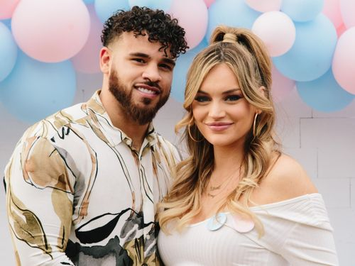 Pink Or Blue: Cory Wharton And Taylor Selfridge Announce Baby's Sex