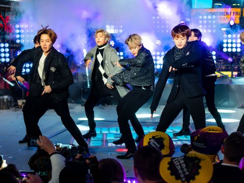 Map Of The World: BTS Are Going On Tour This Spring And Summer