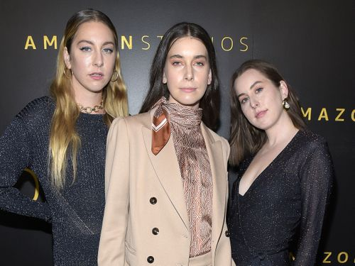 Haim Shelve Their Soft Voices For Thick Drumsticks On The Price Is Right