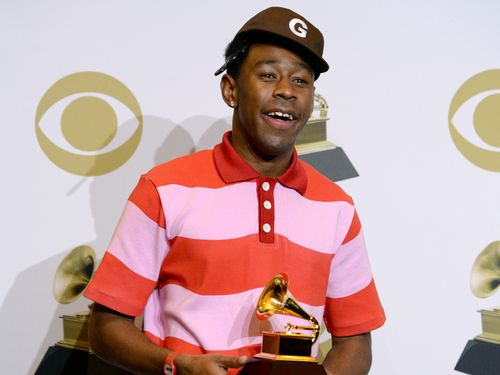 Tyler, The Creator Says His Best Rap Album Grammy Win Feels Like A 'Backhanded Compliment'