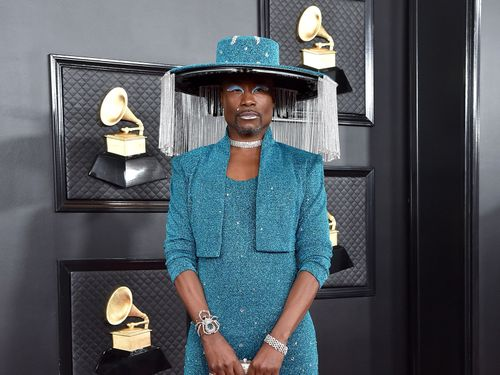 Billy Porter's Grammys Look Launched 2020's Best Memes So Far