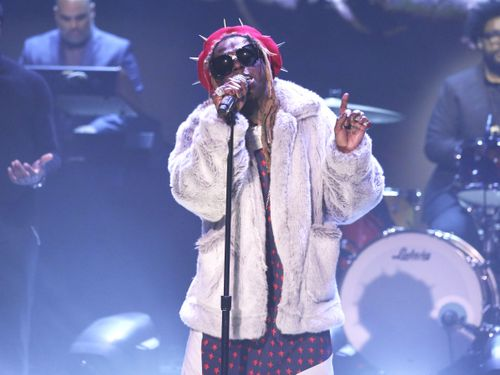 Lil Wayne Has PDSD (Post Dream Stress Disorder) In Nightmarish New Performance