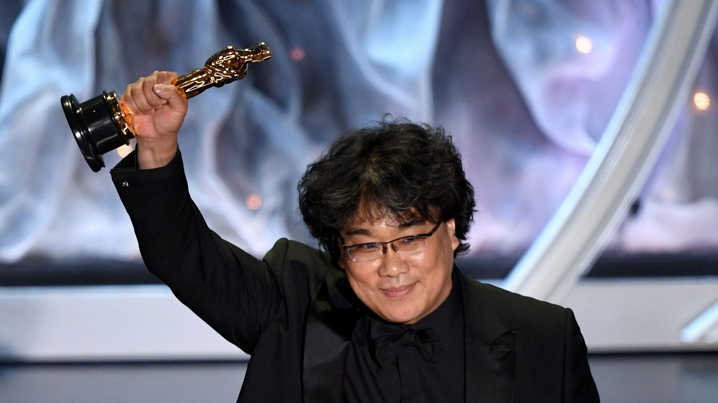 Parasite Can't Stop Making History At The Oscars