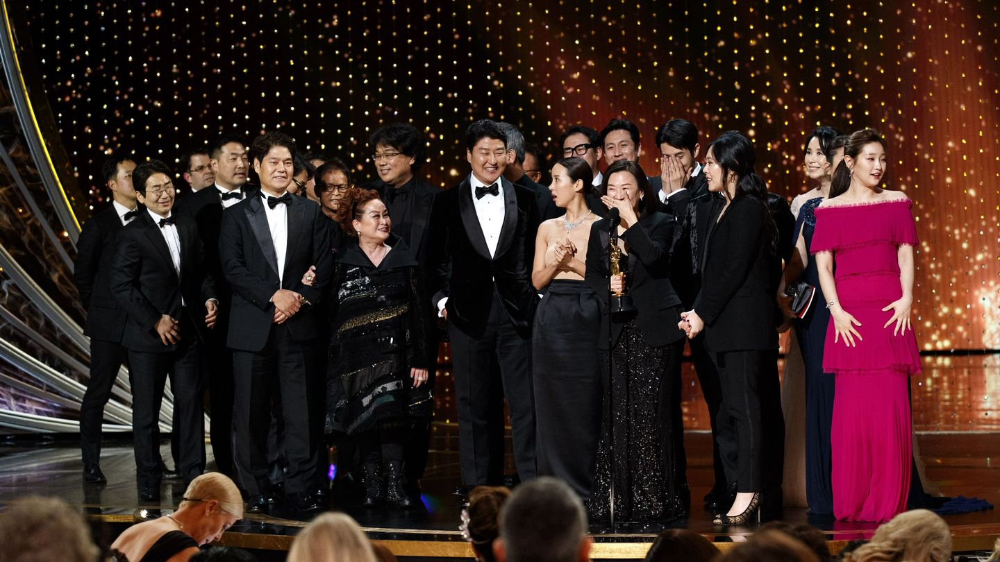 Parasite Wins Best Picture, Time For Bong Joon-Ho To Hit The Bar