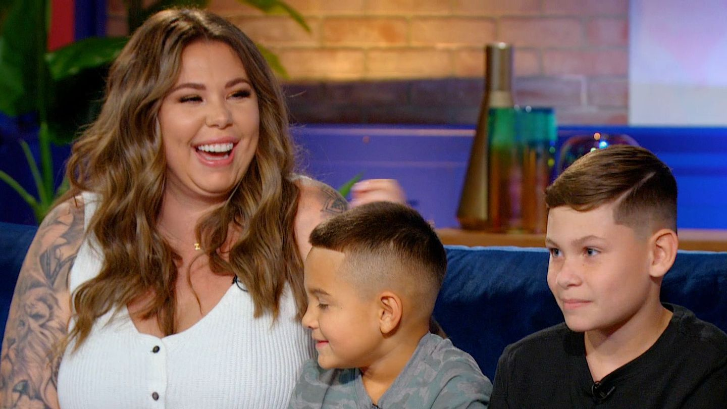 Kailyn Lowry Reveals Sex Of Fourth Child