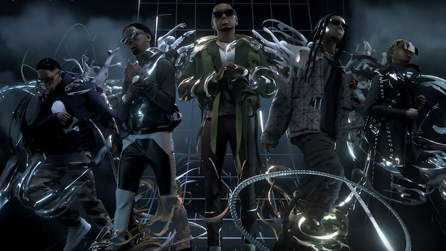 Migos, Young Thug, And Travis Scott Don't 'Give A Fxk' If You Don't Get Their New Video