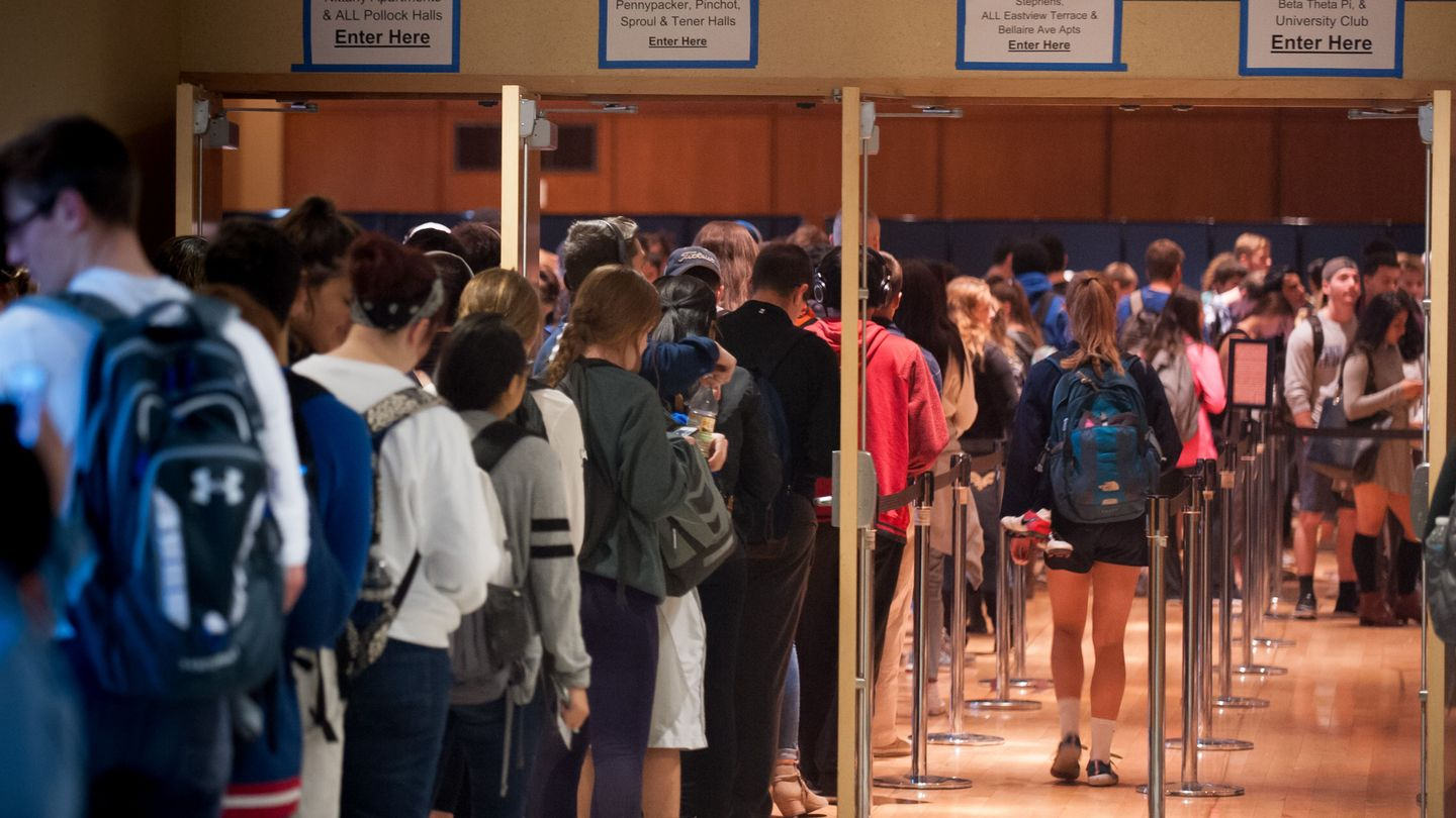 Why We're Fighting To Keep Polling Places On College Campuses