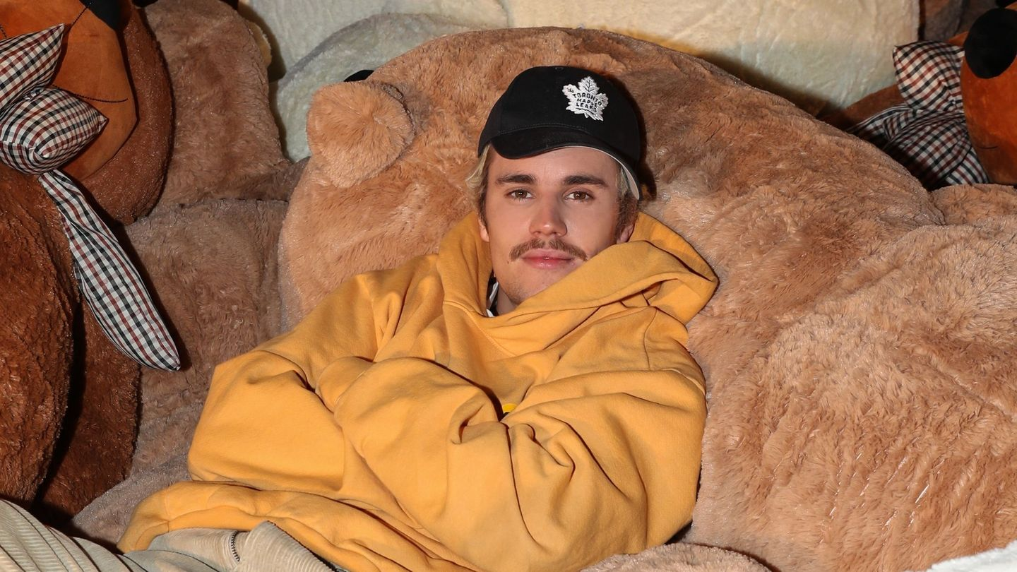 Inside Justin Bieber's Super-Chill 'House Of Changes' Album Release Party