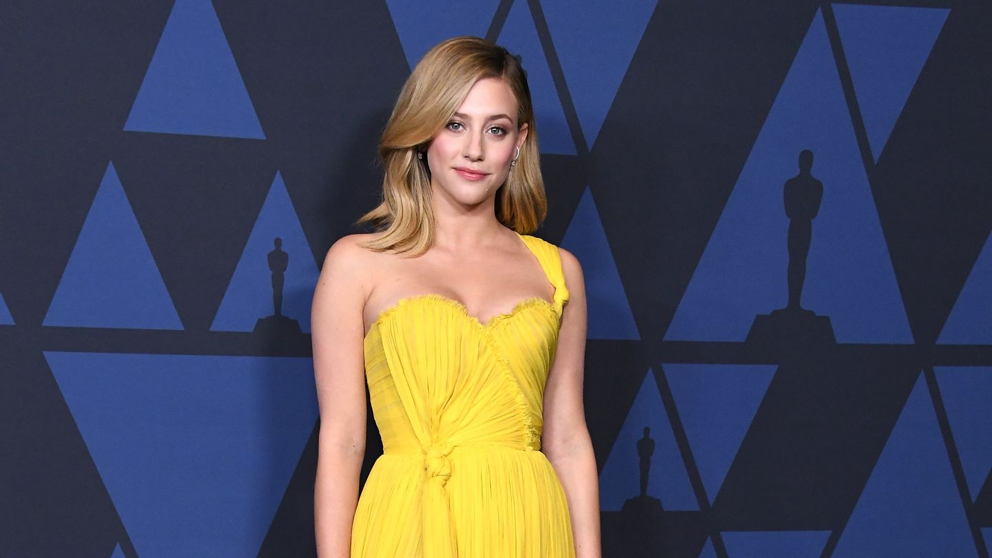 Lili Reinhart Just Rescued The New Love Of Her Life