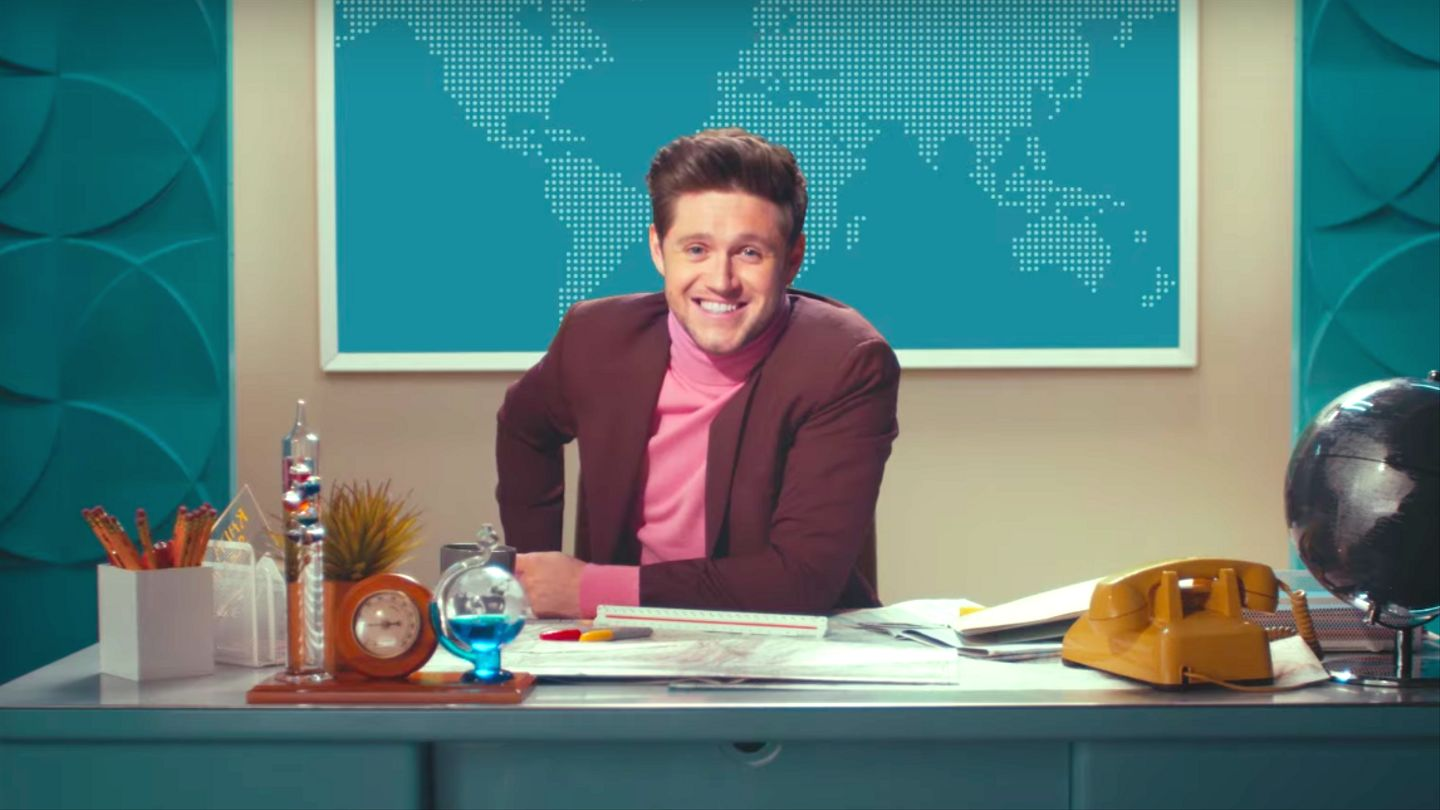 Niall Horan Reveals His Heartbreak Weather Tracklist In Adorably Quirky Style